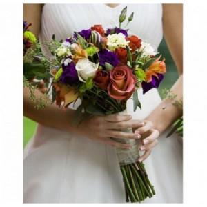 Свадебный букет в Минске фото